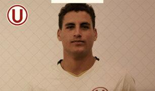 OFICIAL: Alexander Succar es nuevo jugador de Universitario de Deportes