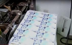 Comas: hallan 14 millones de billetes falsos en inmuebles