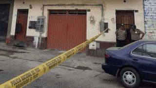 Muere niña que sobrevivió al ataque de feminicida en El Agustino