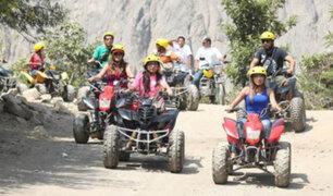 Mincetur propuso que trabajadores puedan tomarse los viernes libres para hacer turismo interno