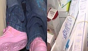 Niña con hidrocefalia necesita ayuda para comprar medicinas para su tratamiento