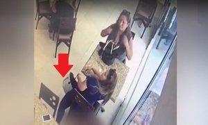 Captan a dos mujeres robando cartera con más de S/1400 en cafetería de Surco