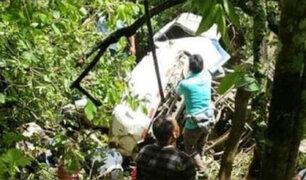 Indonesia: 24 muertos y 13 heridos dejó caída de ómnibus a abismo