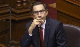 """Martín Vizcarra tras declaraciones de ministra de Justicia: """"Todo acto se tiene que evaluar"""""""
