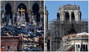 Francia: Catedral Notre Dame no celebrará misa por Navidad desde la Revolución Francesa