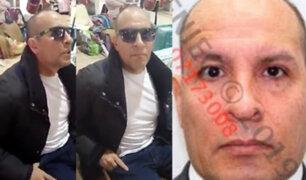 La reacción del cuestionado abogado Adolfo Bazán en terminal de Tacna tras ser capturado