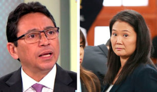 Audiencia 26 de diciembre: Keiko Fujimori y Humberto Abanto podrían volver a prisión preventiva