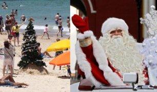 Conoce cinco maneras diferentes de celebrar la Navidad alrededor del mundo