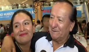 Aeropuerto Jorge Chávez: llegan más peruanos para celebrar Navidad en familia