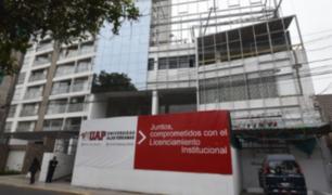 UAP se fusionará con Universidad Norbert Wiener en siguientes días