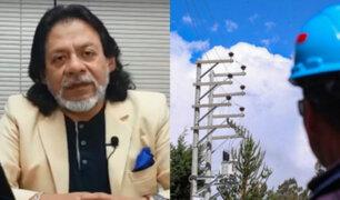 César Gutiérrez: auditoría de mercado eléctrico no genera un impacto tarifario