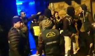 La Libertad: ronderos impiden ingreso a discoteca en Navidad