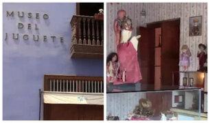Trujillo: Museo de juguetes es el único en Perú y Latinoamérica