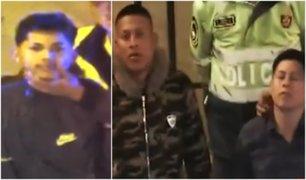 Ate: cámaras de seguridad permiten capturas de delincuentes
