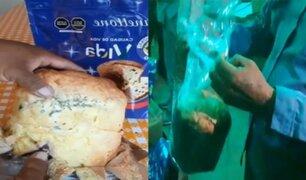 Pasco: decomisan panetones con hongos repartidos por el Gobierno Regional