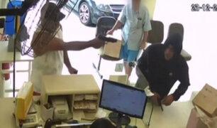 Policía vestido de civil abatió a delincuente en Brasil
