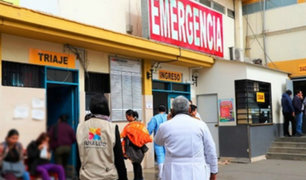 Centro de salud que no atienda emergencia será multado con más de S/ 2 millones