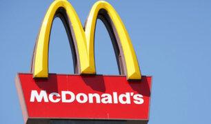 McDonald's asegura que videos de seguridad no muestran descarga eléctrica en accidente