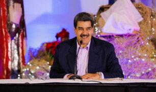 Venezuela: Nicolás Maduro se comparó con niño Jesús en mensaje navideño