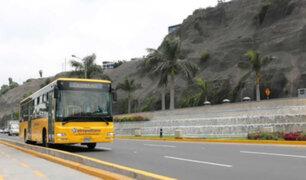 """Metropolitano: sábado 28 comienza su servicio especial """"Circuito de Playas"""""""