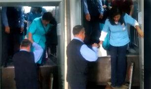 Arequipa: ascensor de hospital Honorio Delgado es trampa mortal