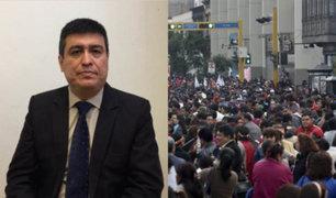 Ibo Urbiola: El Gobierno de la muchedumbre toma decisiones momentáneas