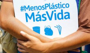 Minam: consumo de bolsas de plástico se redujo en 30% en último año