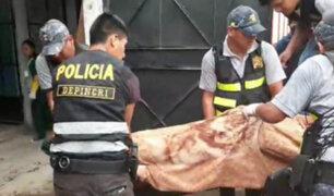 Junín: agentes de la Policía tras los pasos de presunto feminicida