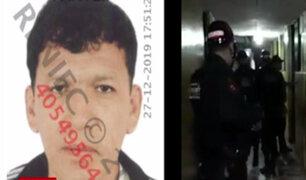 Comas: sujeto que intentó matar a expareja tiene denuncias por agresión