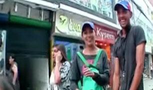 Venezolanos que trabajan honradamente en Perú avergonzados de sus otros compatriotas