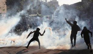 Chile: reportan un nuevo fallecido durante protestas sociales