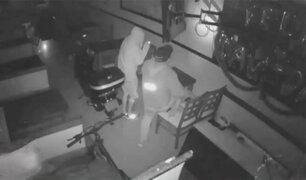 Ladrones se llevan S/8 mil de un chifa de Chorrillos