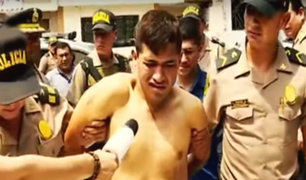 El Agustino: sujeto golpea y casi quema viva a expareja