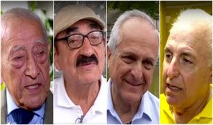 Elecciones 2020: adultos mayores también postulan al Congreso