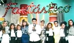 La mejores fiestas de Fin de Año en Panamericana Televisión
