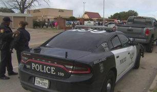 EEUU: balacera en iglesia deja  al menos 2 muertos y un herido