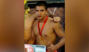 Miraflores: boxeador es asesinado a puñaladas frente a su casa