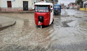 Ucayali: Pucallpa soportó una fuerte lluvia por más de siete horas