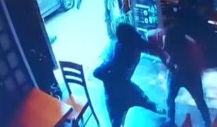 Cercado de Lima: sujeto baleó a empresario para robarle costosa cadena
