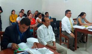 San Martín: dictan prisión preventiva contra sujeto que quemó a pareja