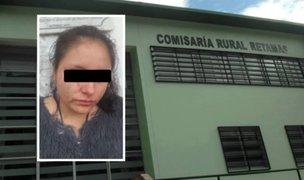 La Libertad: mujer apuñala y asesina a pareja que la golpeó salvajemente