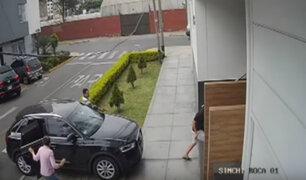 Lince: vecino que frustró asalto hizo lo propio anteriormente
