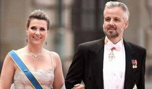 Noruega: Tras suicidio, revelan pasajes secretos de la expareja de la princesa Marta Luisa