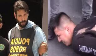 ''Los raqueteros del Callao'': capturan a peligrosa banda en San Isidro