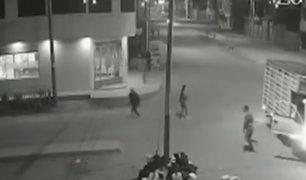 SMP: pelea termina en balacera y atemoriza a vecinos