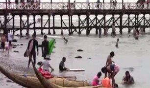 ¿Cuántas playas de la costa peruana han sido declaradas como saludables?