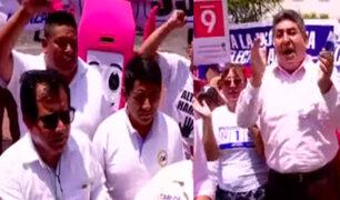 Elecciones 2020: postulantes excluidos reclaman que candidatos con sentencias continúan en carrera