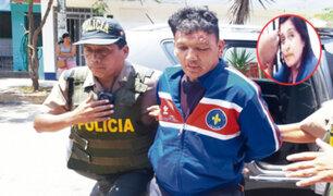 Dictan nueve meses de prisión preventiva a sujeto acusado de intentar asesinar a su expareja