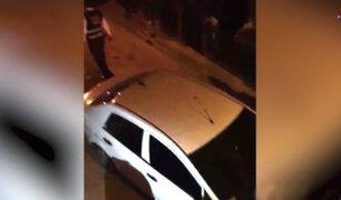 Los Olivos: falso colectivero secuestró a pareja de enamorados