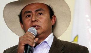 Gregorio Santos será sentenciado el 6 de enero por delitos de corrupción